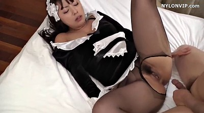 Real maid, Japanese maid, Asian maid