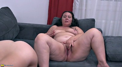 Family, Moms, Bbw granny