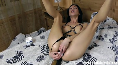 Prolapse, Fist, Anal solo, Big ass solo