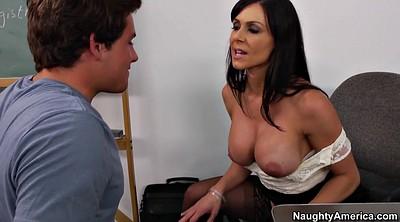 Kendra lust, Tits show, Students
