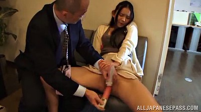 Skirt, Asian office, Asian panty
