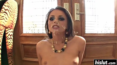 Tori black, Interracial