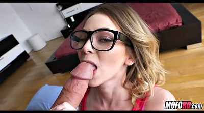 Glasses, Homemade anal