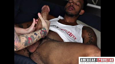 Huge cock, Black and white, Big white