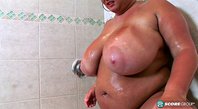 Bbw tits, Ugly, Bbw solo, Showering, Ugly solo, Fat solo
