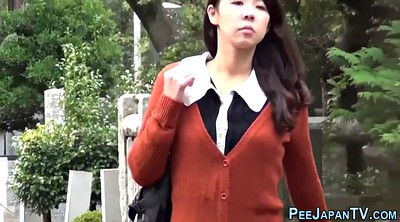 Japanese pee, Asian peeing, Japanese public