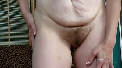 Hairy solo, Girls show