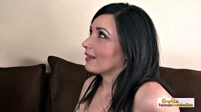 Old and young, Young mom, Mature femdom, Ebony mom