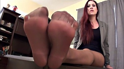 Pantyhose feet, Pantyhose foot, Jerk off