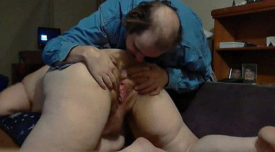 Bbw, Licking squirt