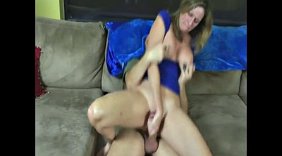 Mom, Mom handjob, Mom masturbating