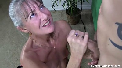 Machine sex, Mature handjob, Fucking machine