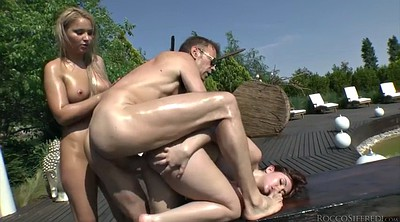 French, French anal, French redhead
