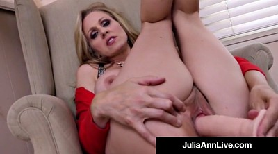 Julia ann, Blonde, Beautiful pussy