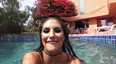 Bikini, Swimming, August ames