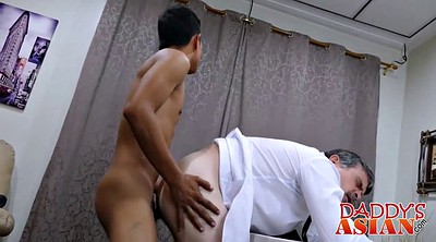 Daddy, Asian anal