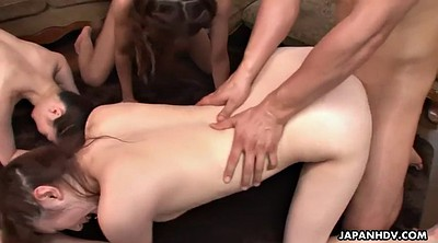 Swinger, Asian cumshot, Japanese creampie