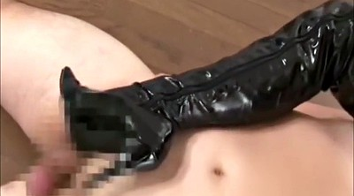 Boots, Asian femdom