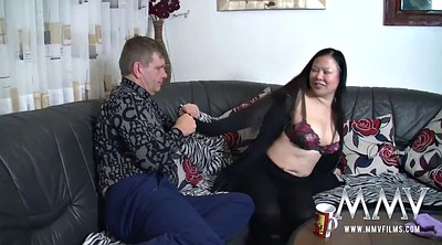 Horny, Asian white