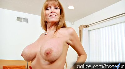 Darla crane, Big mom, Mature tease, Darla