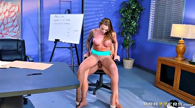 Brazzers, Big tits at work, Big ass anal