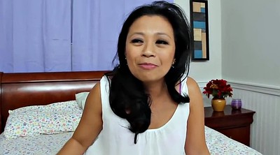 Asian mature, Interview