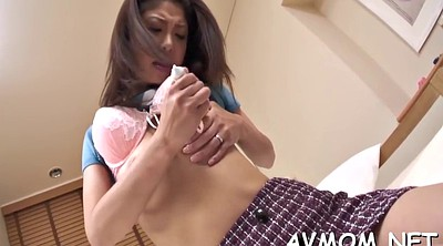 Japanese mom, Japanese moms, Fondle, Asian mom