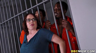 Jail, Black mom, Maggie green, Busty mom, Bbc mom, Bbc mature