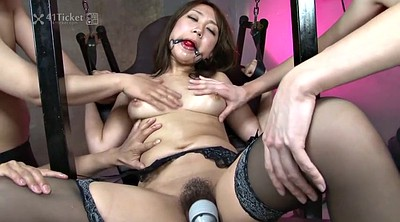 Japanese blowjob, Uncensored, Japanese bondage, Gagging
