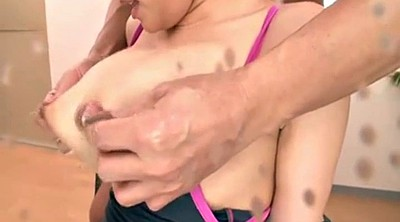 Milk, Japanese big tit, Lactation, Lactating, Japanese milk