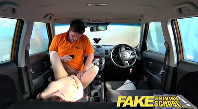 Surprise, Secretly, Fake driving school