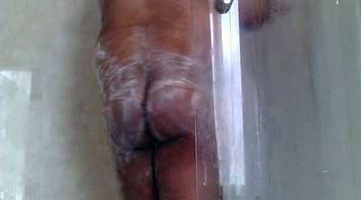 And son, Hairy black bbw, Bbw shower