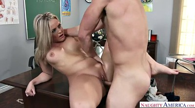 Alexis texas, Teacher student, Convinced