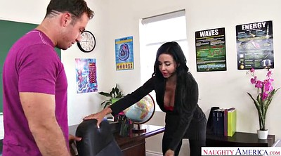 Teacher sex, Jewels jade, First
