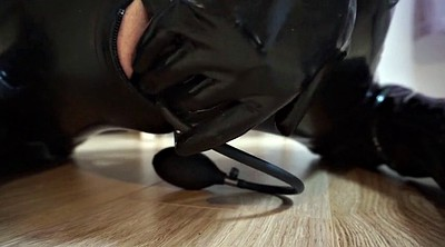 Boots, Latex anal, Boots anal, Anal latex