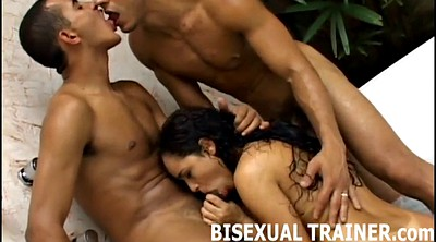 Pump, Femdom threesome, Bisexual threesome