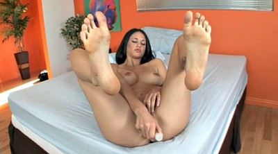 Foot, Feet solo, Foot masturbation