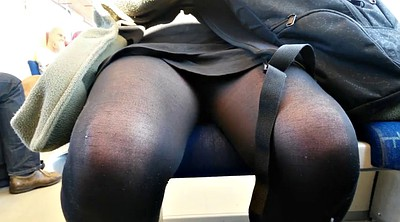 Train, Upskirts, Training