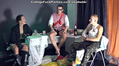 Student, Friend, Lesbian party, Swallowing, Parties, Lesbian orgy