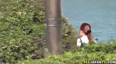 Japanese outdoor, Japanese peeing, Japanese voyeur, Japanese pissing, Japanese piss, Asian piss