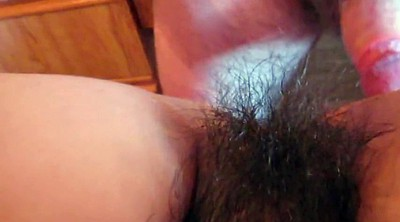 Hairy pussy, White, Job, Japanese pussy, Asian white, Pussy job
