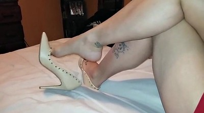 Pantyhose, Compilation, Pantyhose feet