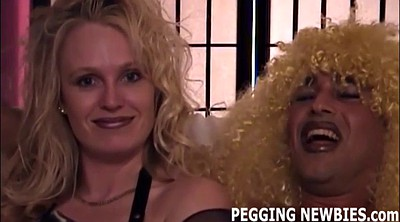 Pegging, Bisexual, Pegged, Begging