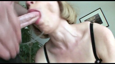 Face, Sloppy, Sloppy blowjob, Deep swallow