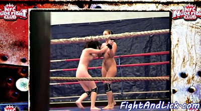Wrestling, Fight, Floor