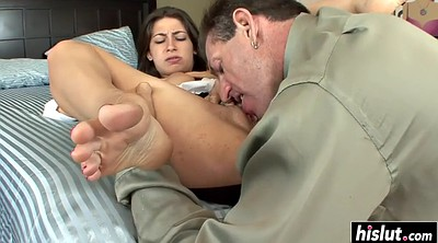 Foot lick, Feet job, Foot job