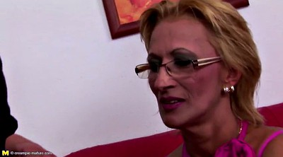 Mature creampie, Young mom, Granny creampie