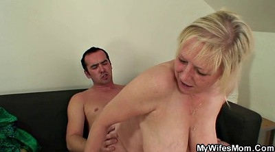 Old mature, Young mother, Old mother, His wife, Granny love, Busty granny