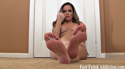 Toes, Suck foot, Jerking