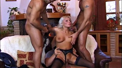 Double blowjob, Group anal